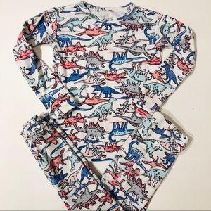 Babygap 5 dinosaur pajama set